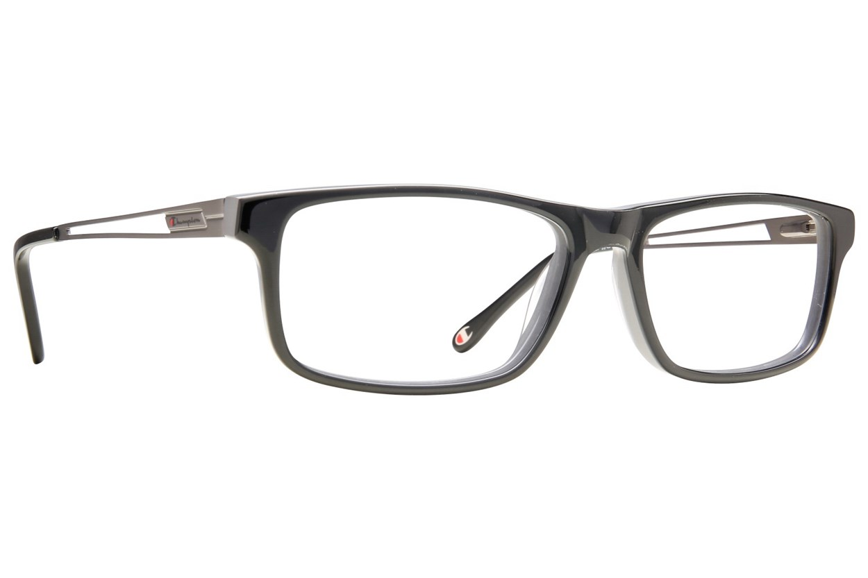 Champion 2001 Black Glasses