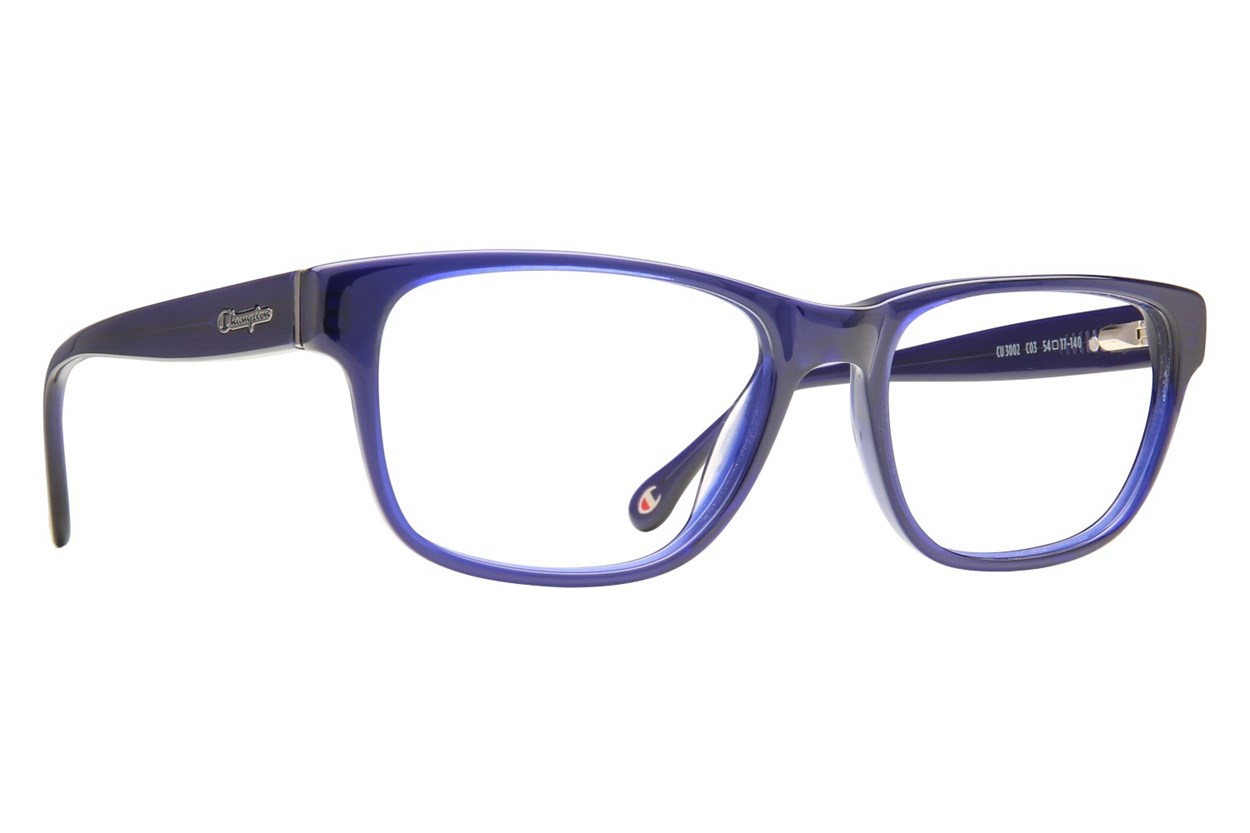Champion 3002 Blue Glasses