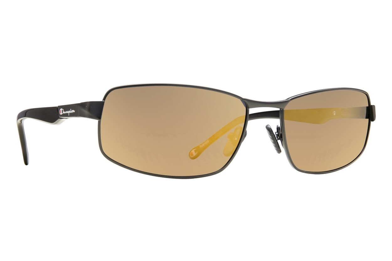 Champion 6001 Black Sunglasses