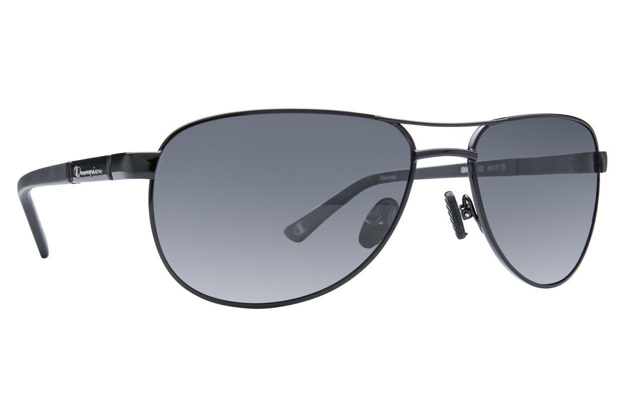 Champion 6004 Black Sunglasses