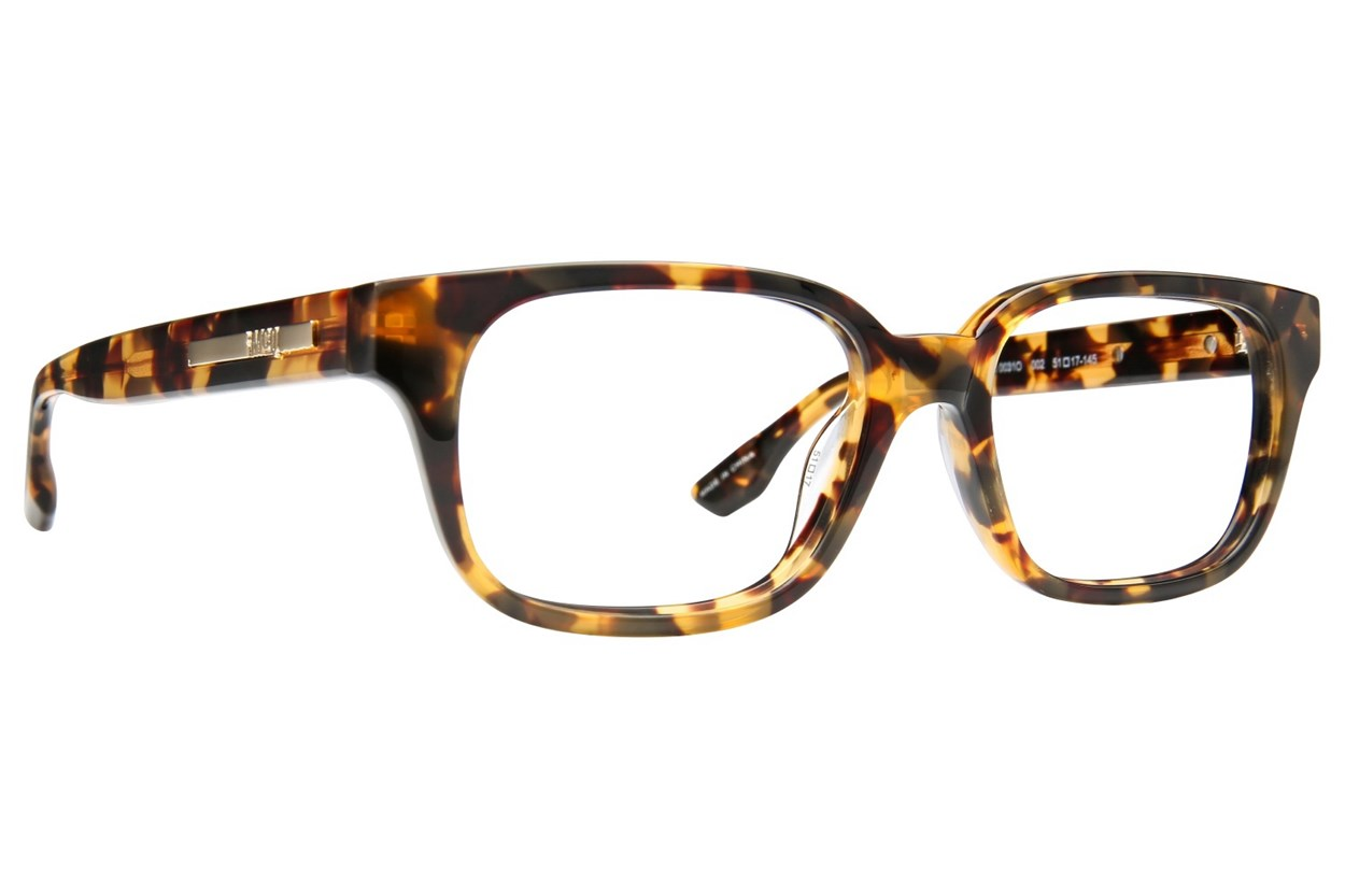 MCQ By Alexander Mcqueen MQ0031O Tortoise Glasses