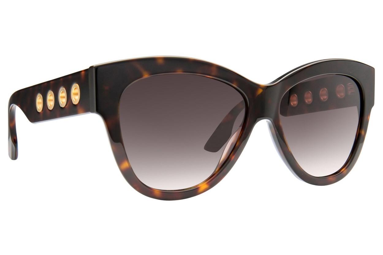 MCQ By Alexander Mcqueen MQ0021S Tortoise Sunglasses
