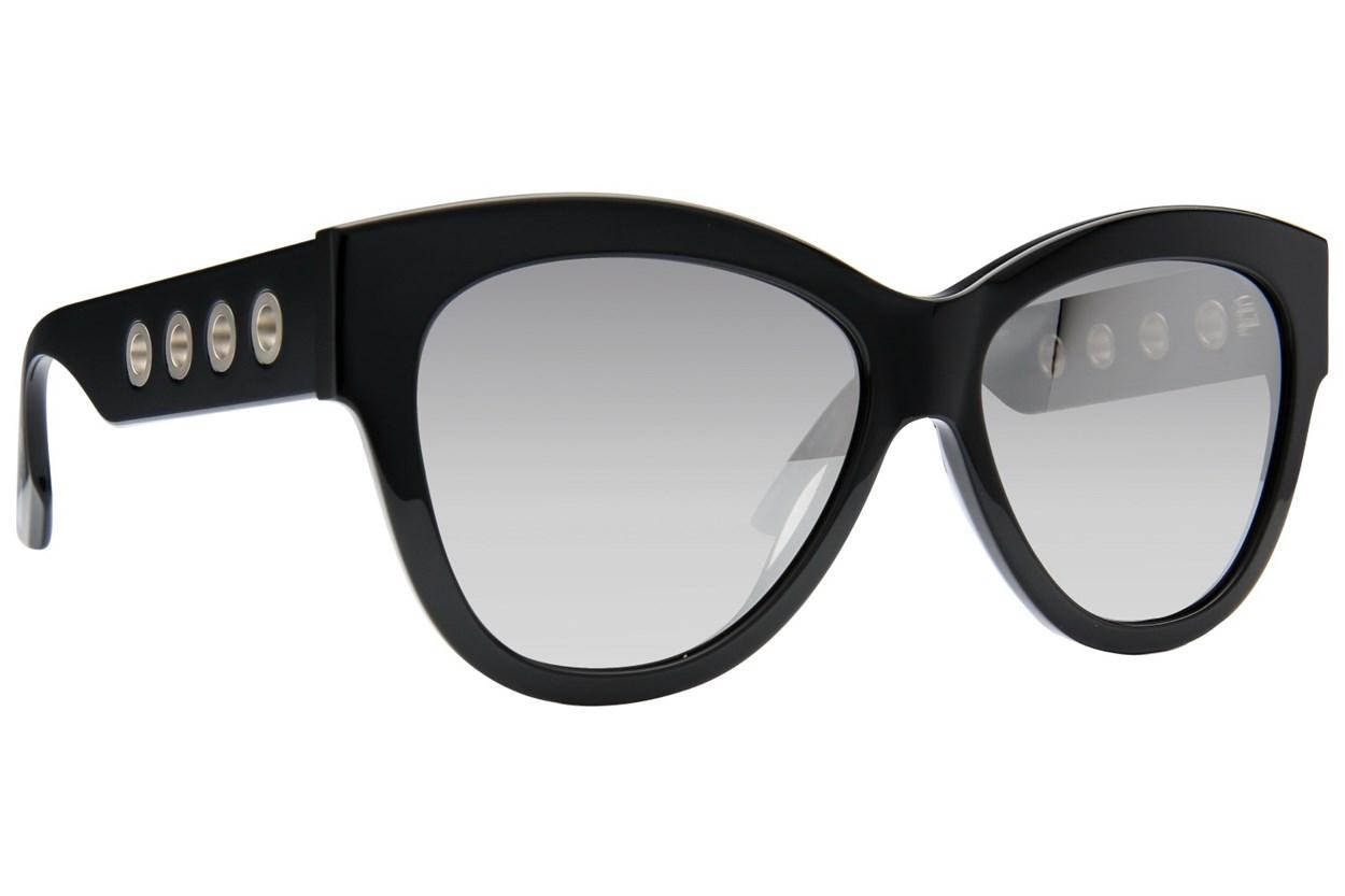 MCQ By Alexander Mcqueen MQ0021S Black Sunglasses