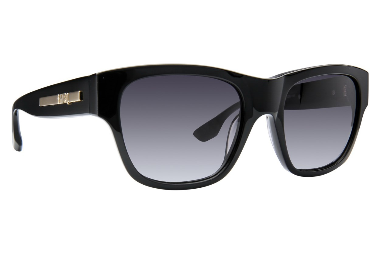 MCQ By Alexander Mcqueen MQ0028S Black Sunglasses