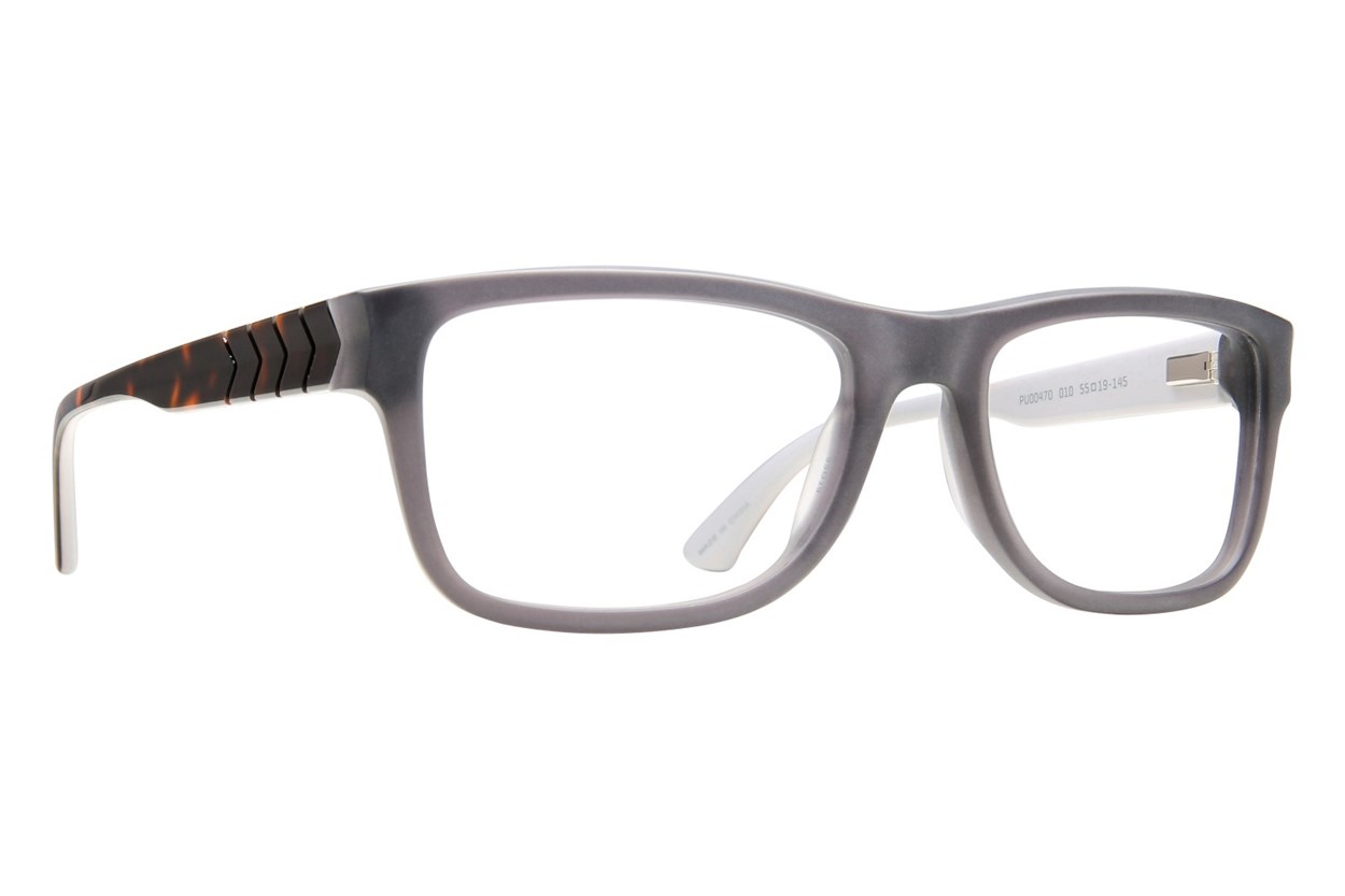 Puma PU0047O Gray Glasses