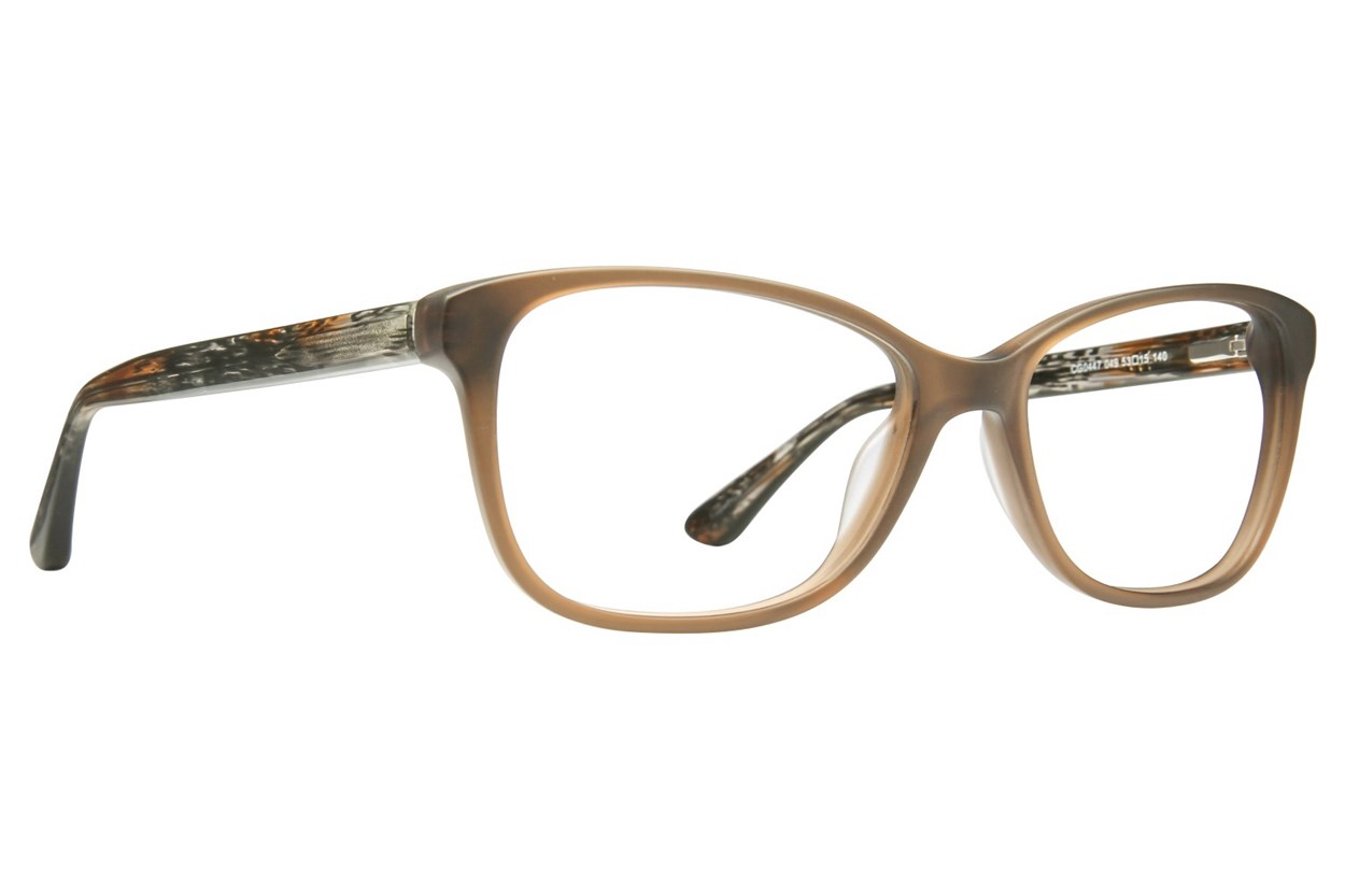 Covergirl CG0447 Brown Glasses