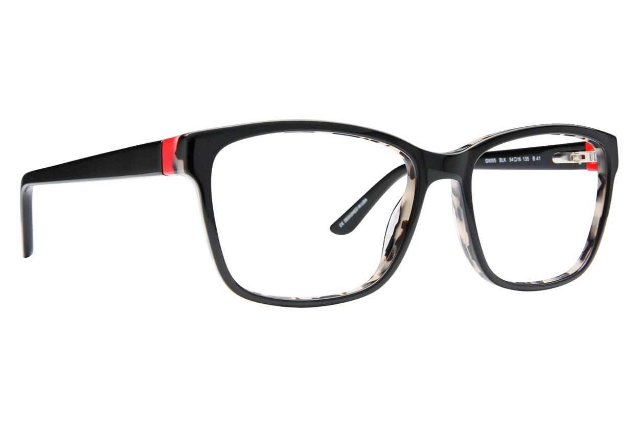 GX By Gwen Stefani GX005 Black Glasses