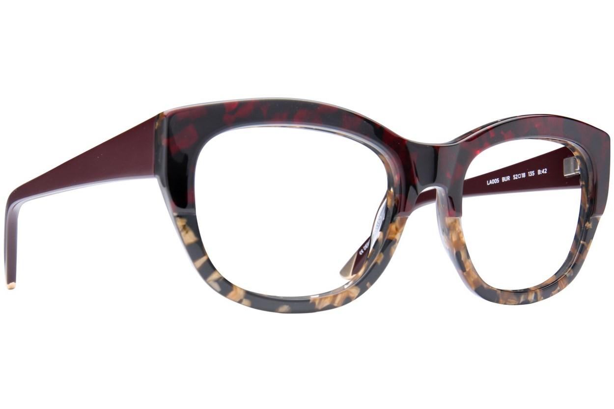 L.A.M.B. By Gwen Stefani LA005 Tortoise Glasses