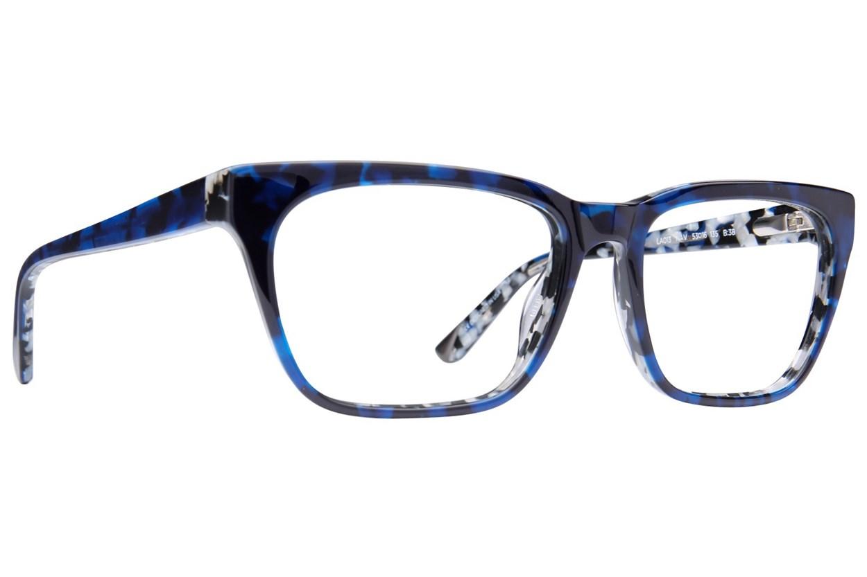L.A.M.B. By Gwen Stefani LA013 Blue Glasses
