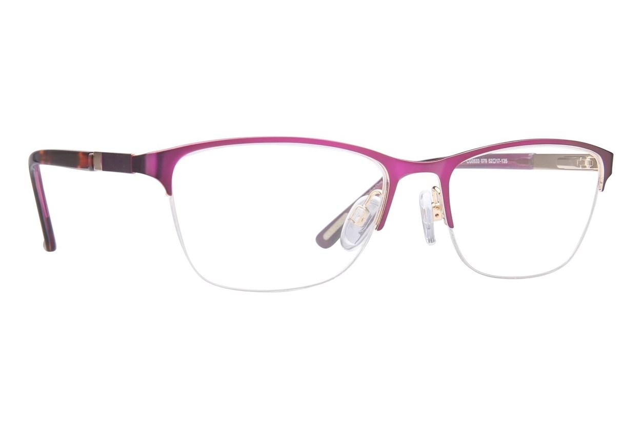 Covergirl CG0533 Purple Glasses