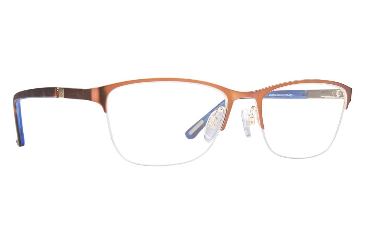 Covergirl CG0533 Brown Glasses