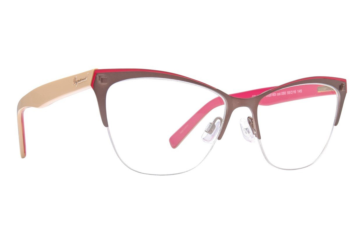 Dsquared2 DQ5183 Brown Glasses