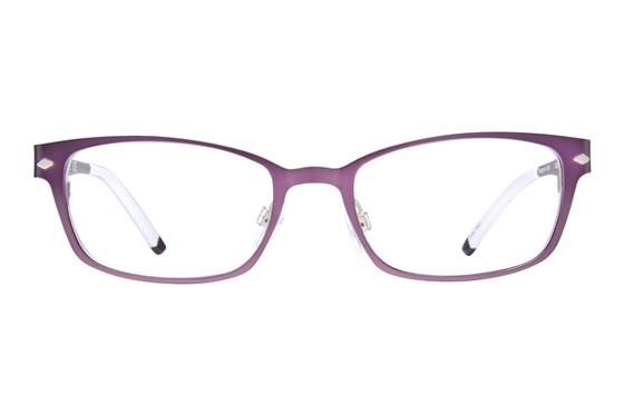 Kenneth Cole Reaction KC0740 Purple Glasses