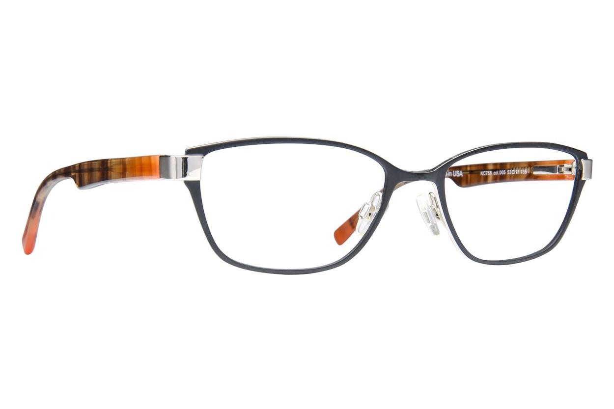 Kenneth Cole Reaction KC0758 Black Glasses