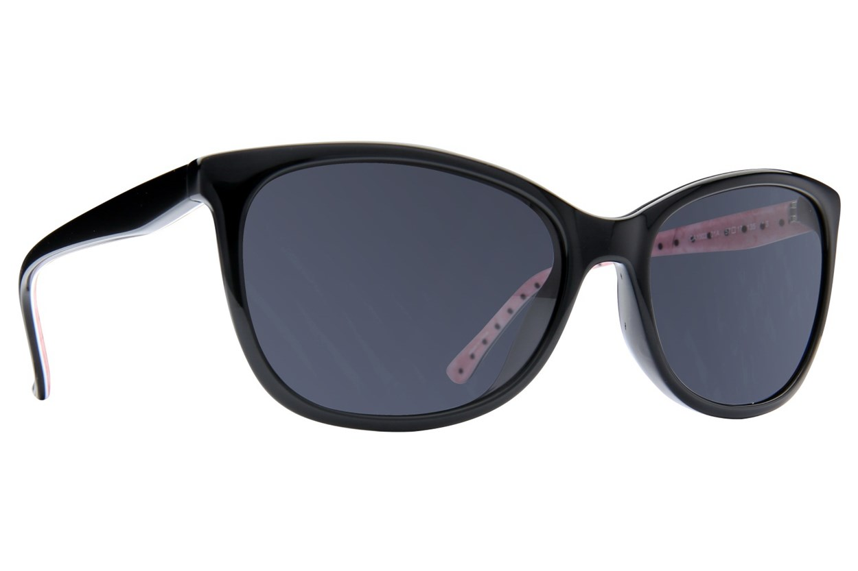 Candie's CA1003 Black Sunglasses