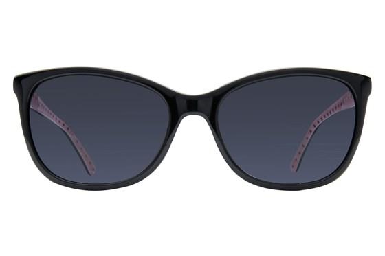 Candie's CA1003 Black Sunglasses