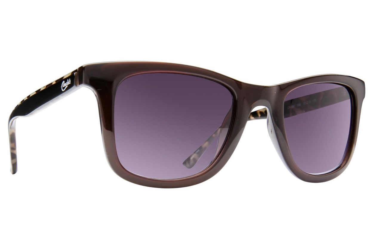 Candie's CA1007 Black Sunglasses