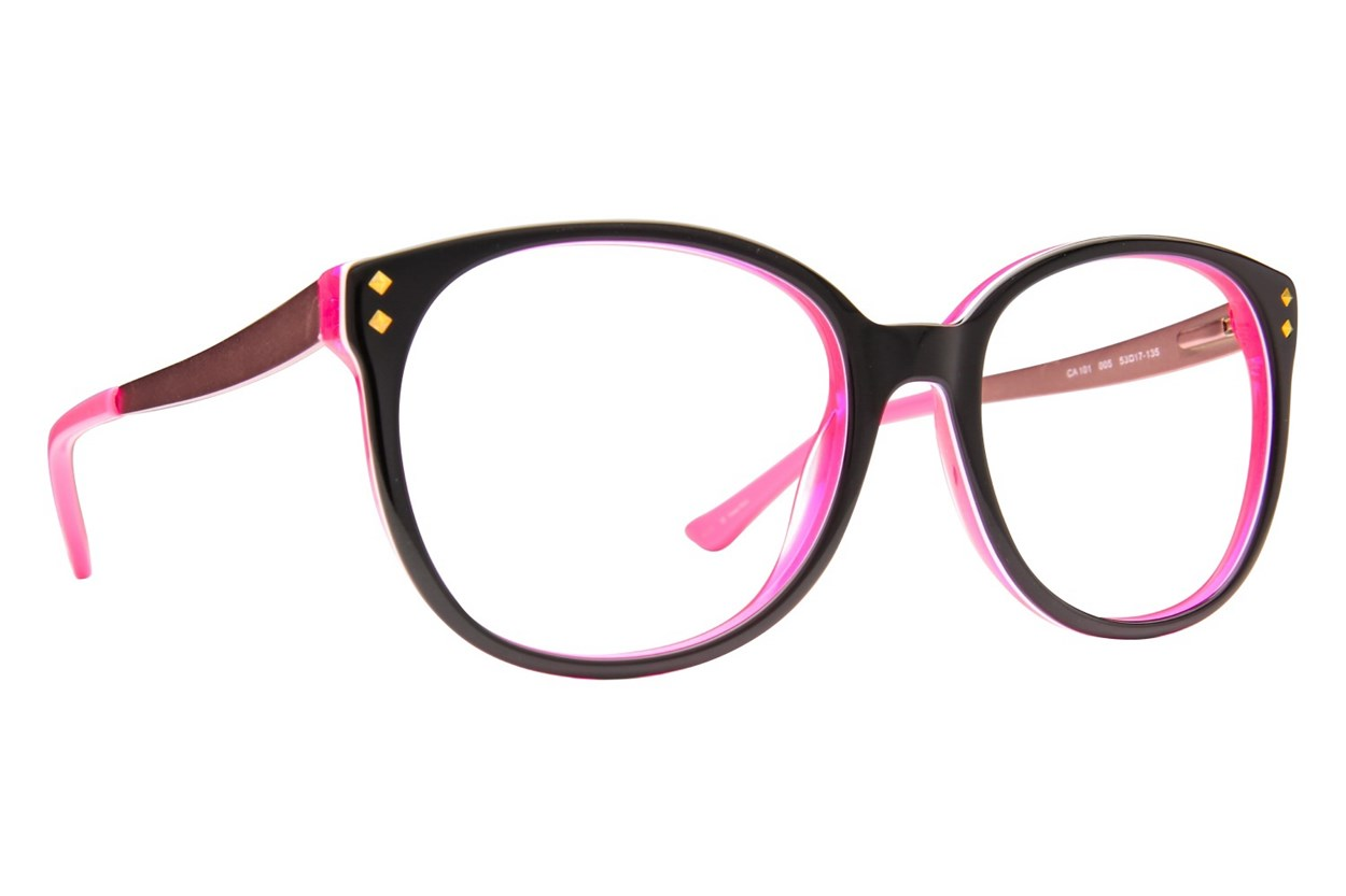 Candie's CA0101 Black Glasses