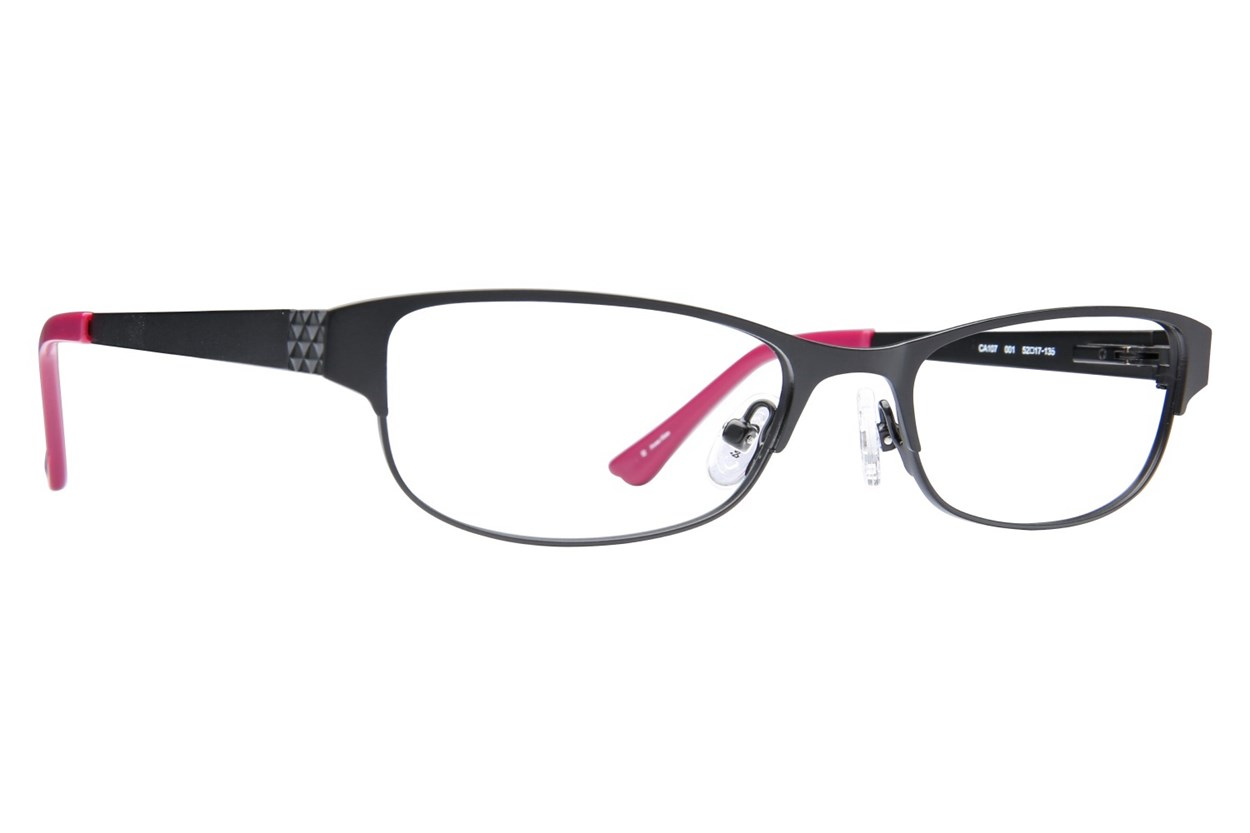 Candie's CA0107 Black Glasses