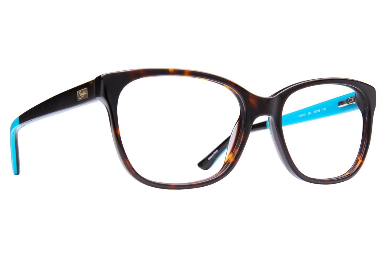 Candie's CA0121 Tortoise Glasses