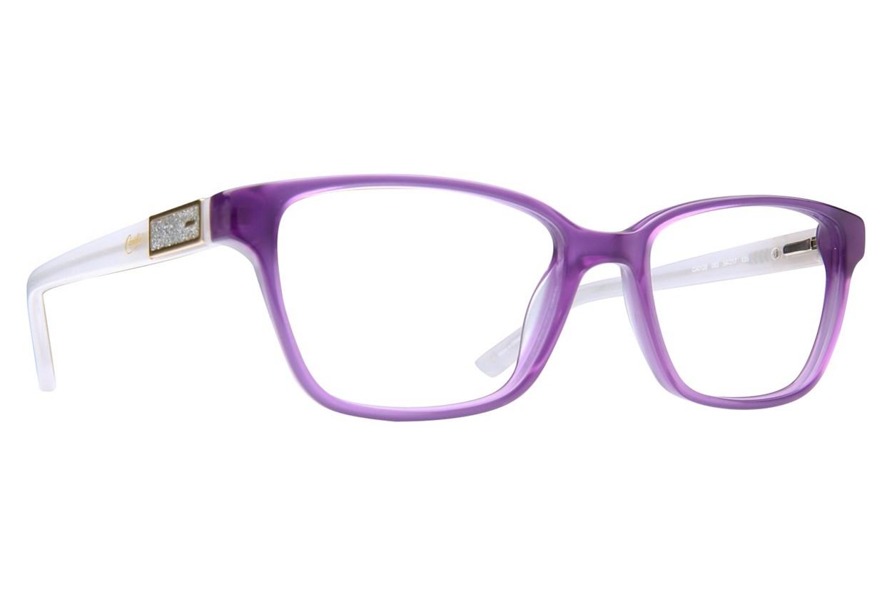Candie's CA0129 Purple Glasses