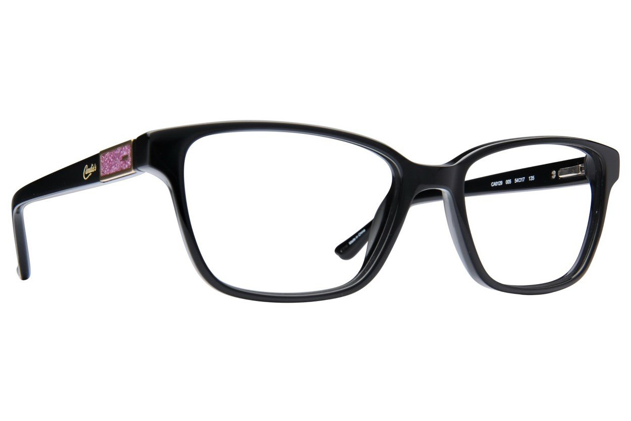 Candie's CA0129 Black Glasses