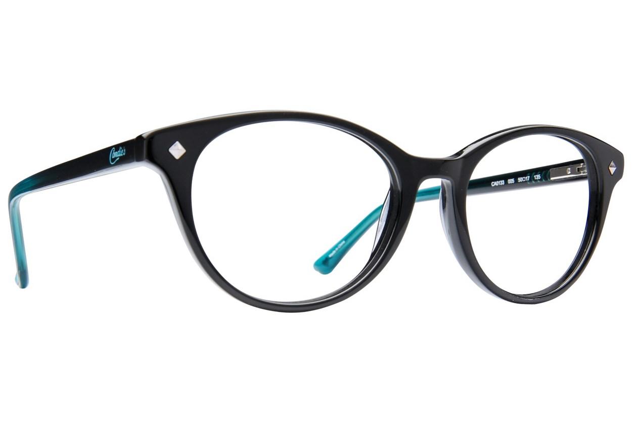 Candie's CA0133 Black Glasses