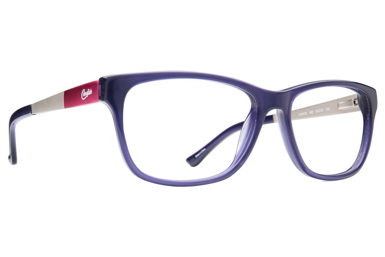Candie's CA0132 Blue Glasses