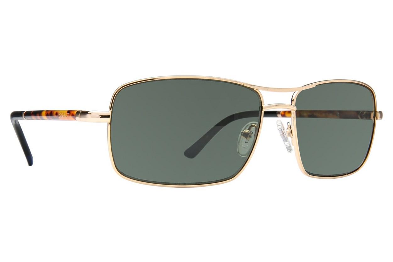 Gant GA7004 Gold Sunglasses
