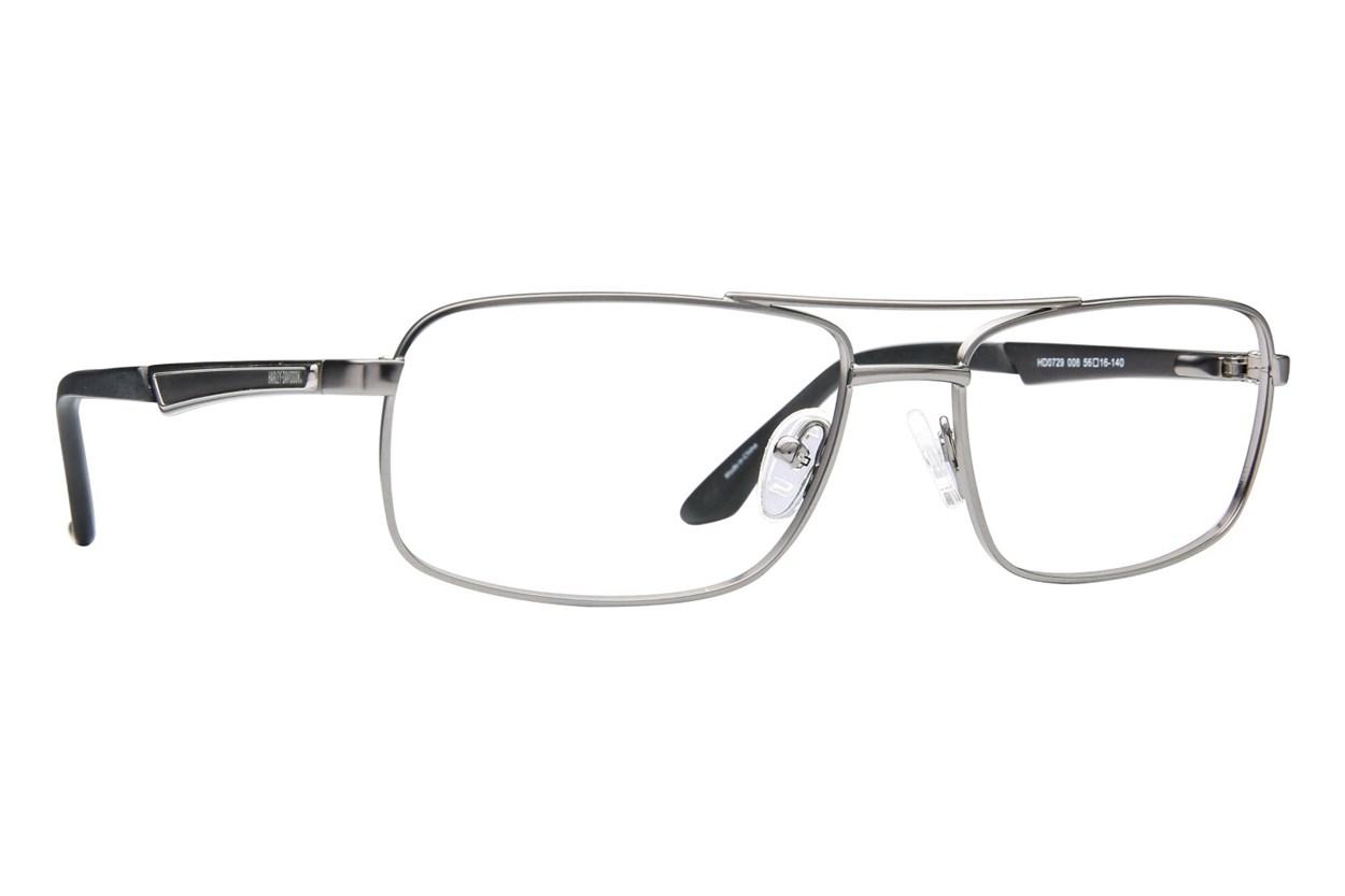 Harley Davidson HD 729 Gray Glasses