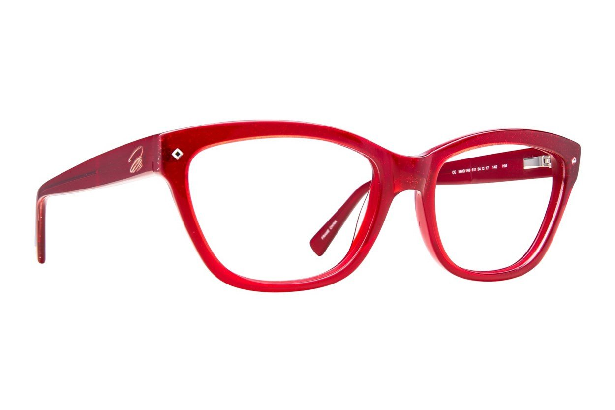 Marilyn Monroe MMO 148 Red Glasses