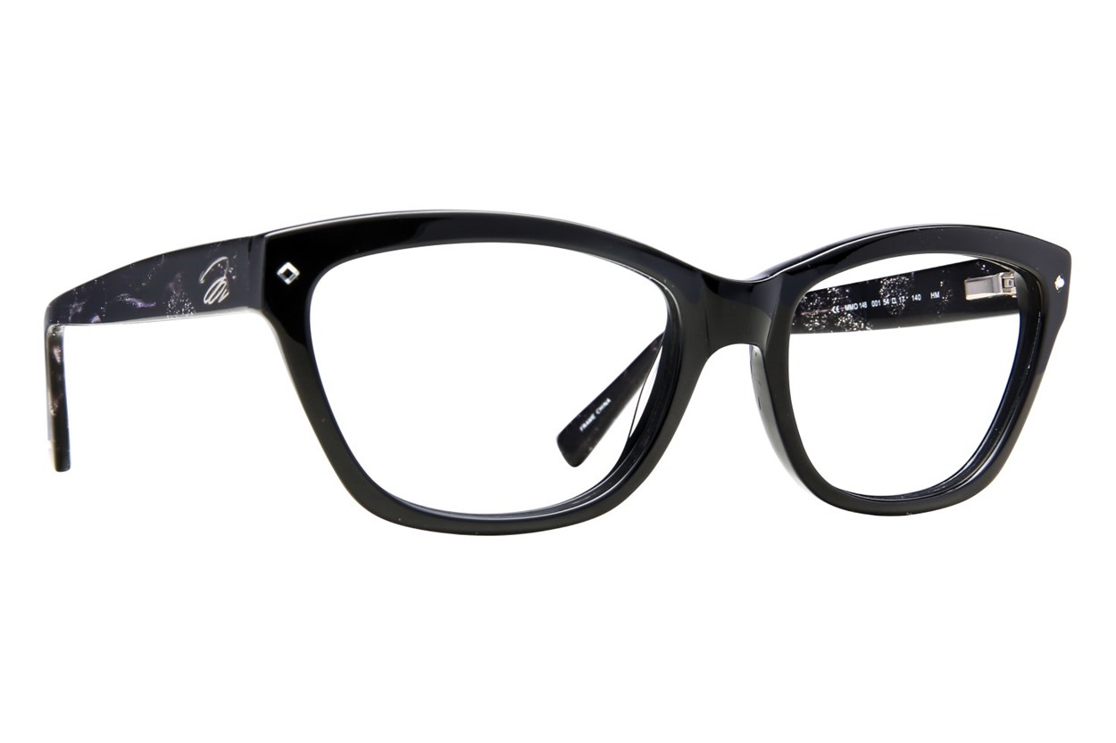 Marilyn Monroe MMO 148 Black Glasses