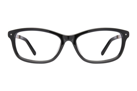Platinum Eyewear PLO349 Black Glasses