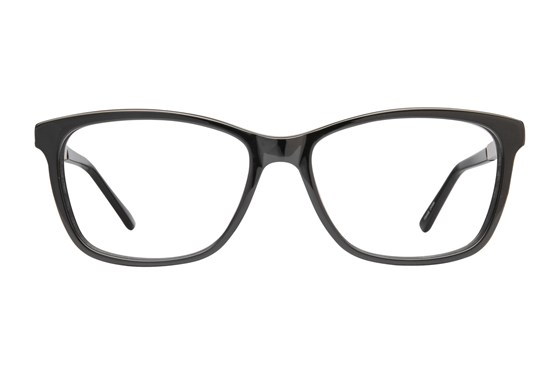Platinum Eyewear PLO351 Black Glasses
