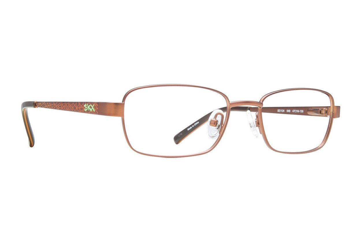 Skechers SE 1124 Brown Glasses