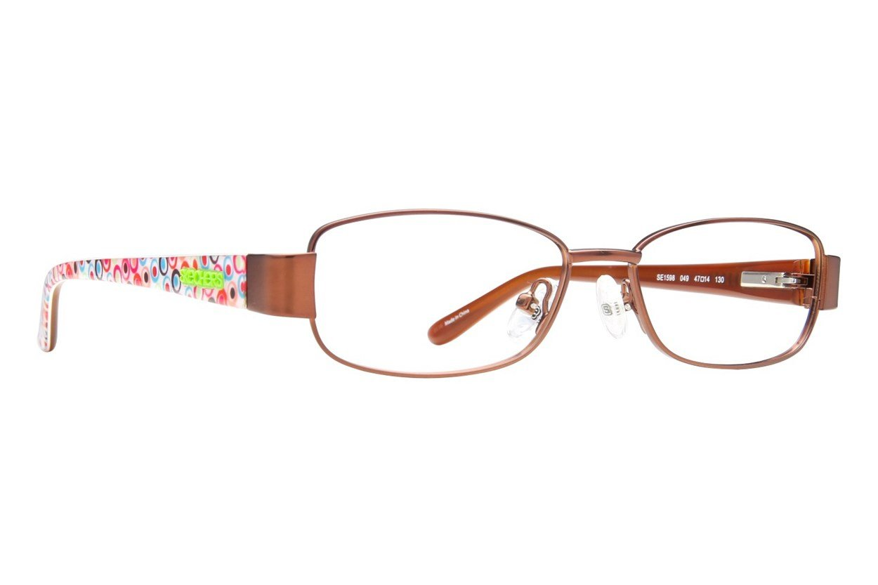 Skechers SE 1598 Brown Glasses