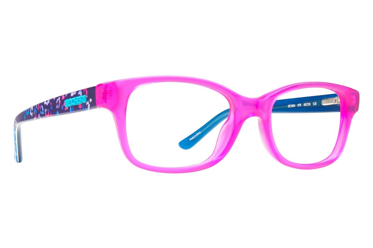Skechers SE 1604 Pink Glasses