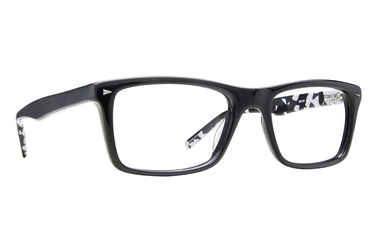 TapouT TAP836 Black Glasses
