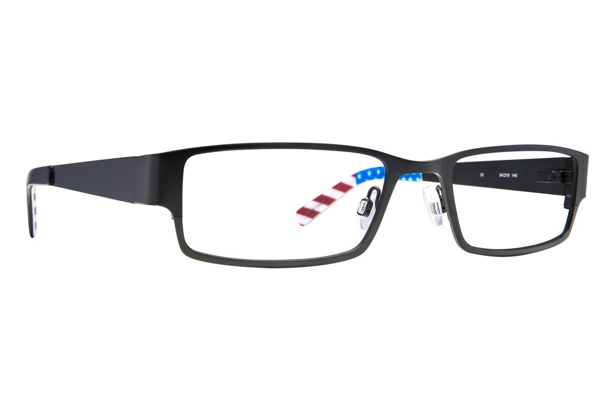 TapouT TAPMO101 Black Glasses