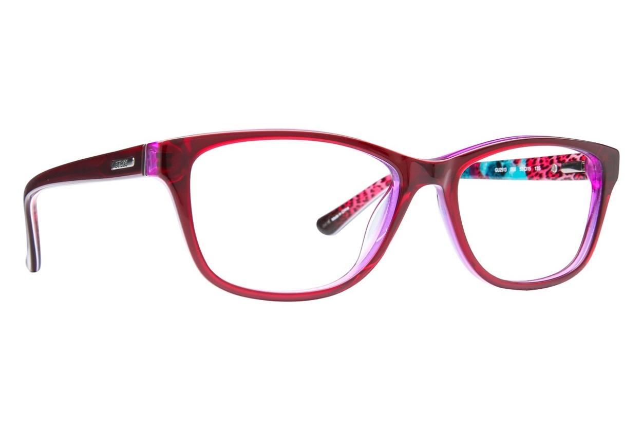 GUESS GU 2513 Red Glasses