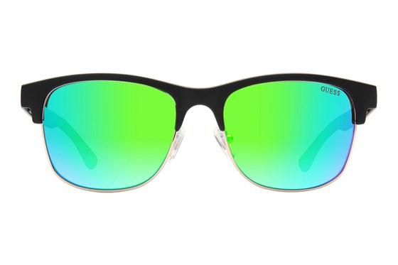 GUESS GU 6859 Black Sunglasses