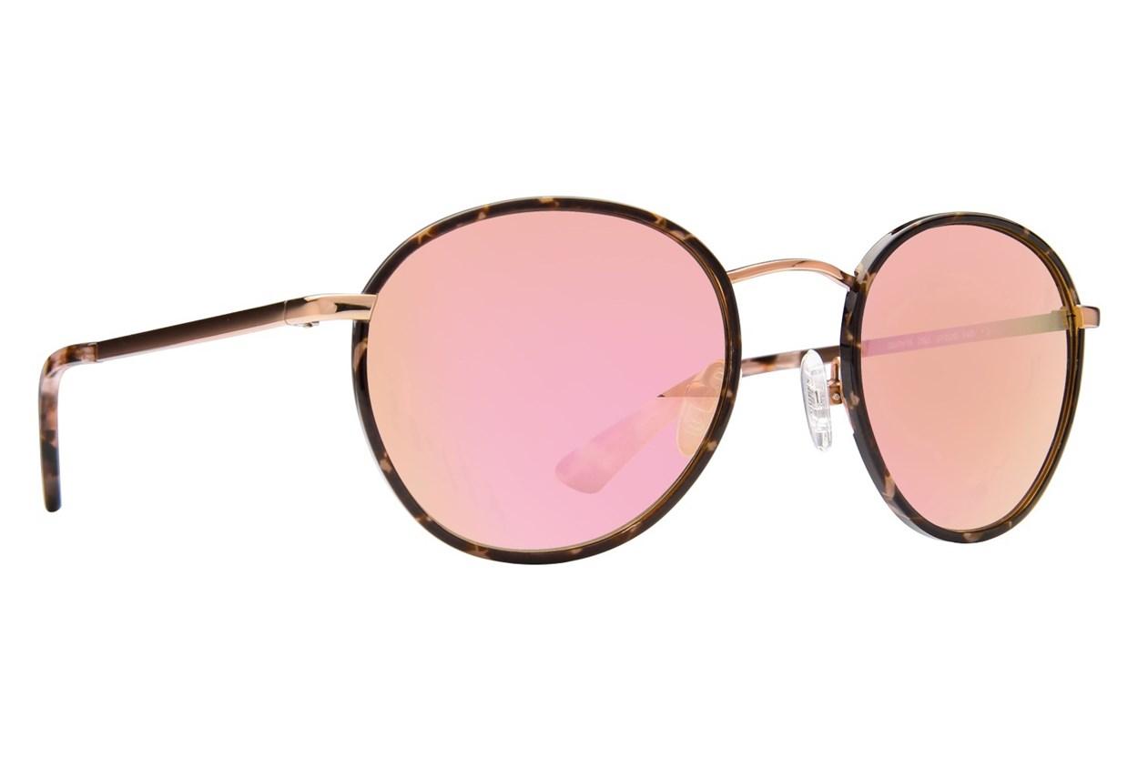 GUESS GU 7415 Gold Sunglasses