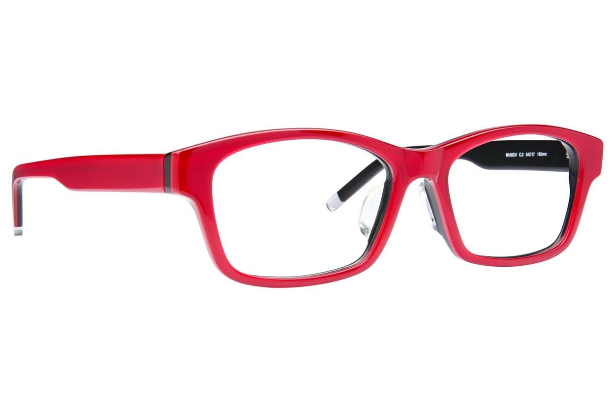 TC-Fit Munich Black Glasses