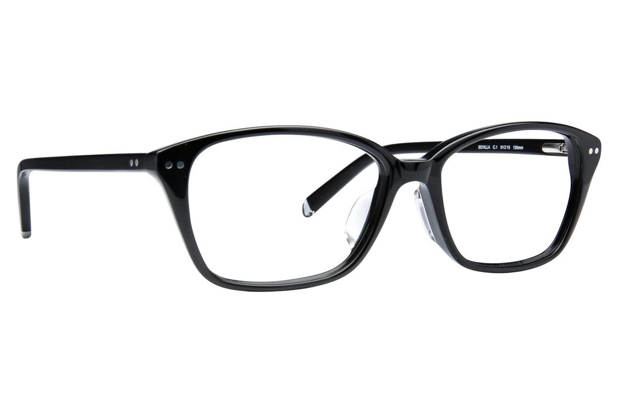 TC-Fit Sevilla Black Glasses