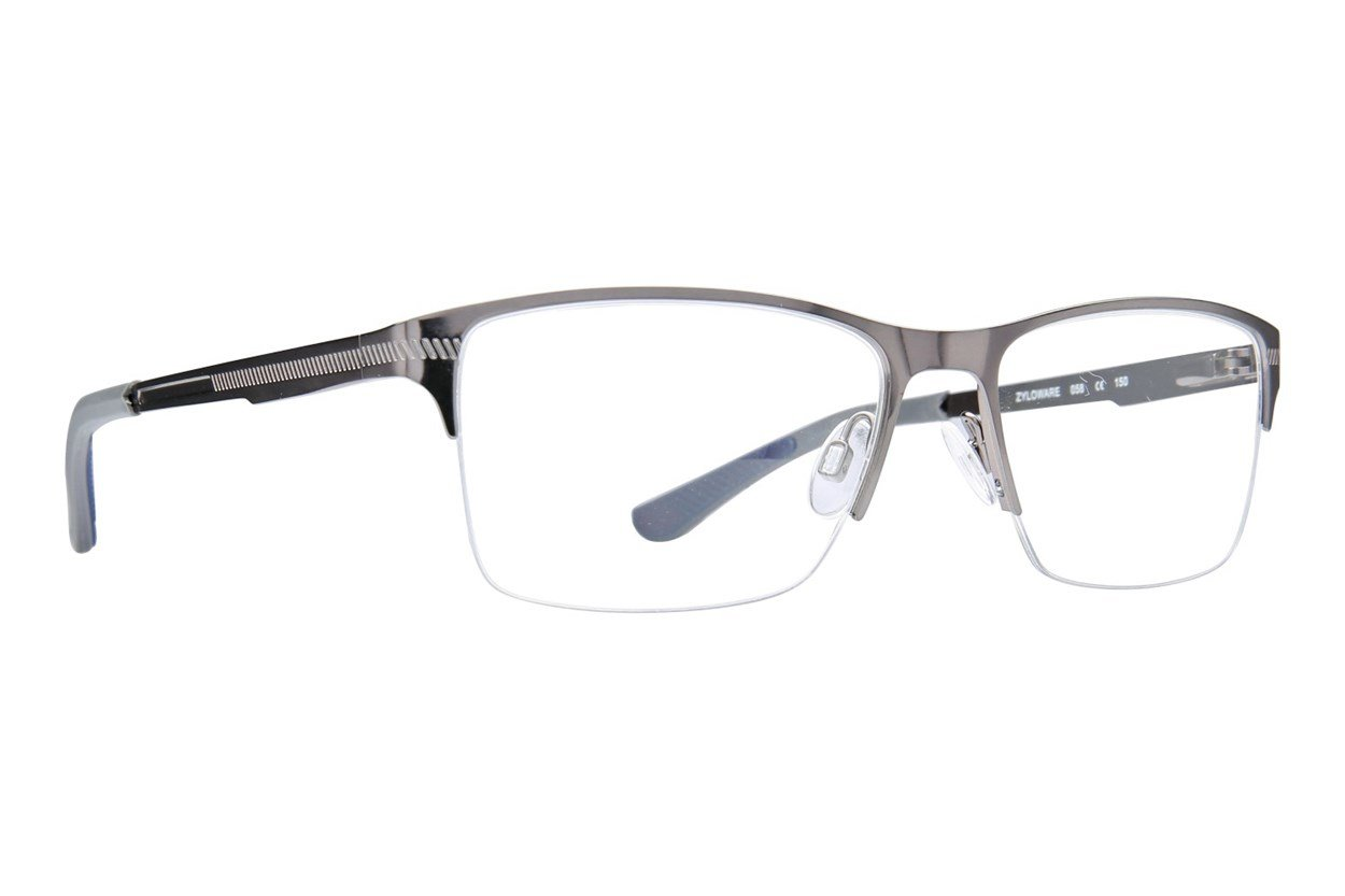 Shaq 104M Eyeglasses - Gray