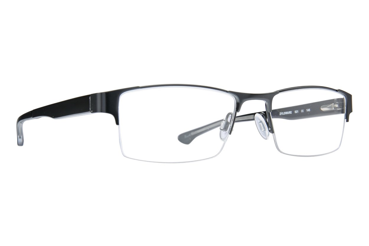 Shaq 114M Black Glasses