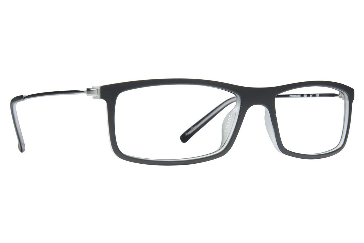 Shaq 119Z Black Glasses