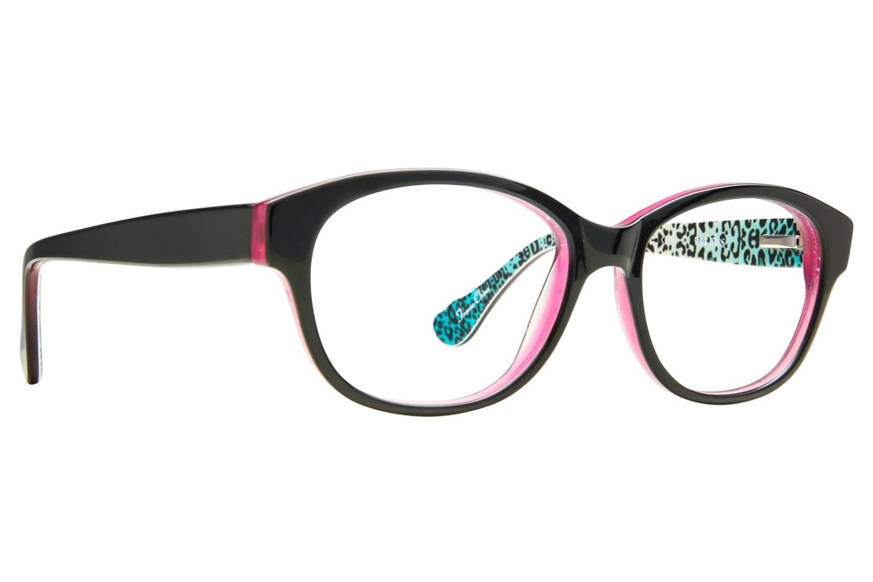 Hot Kiss HK14 Black Glasses