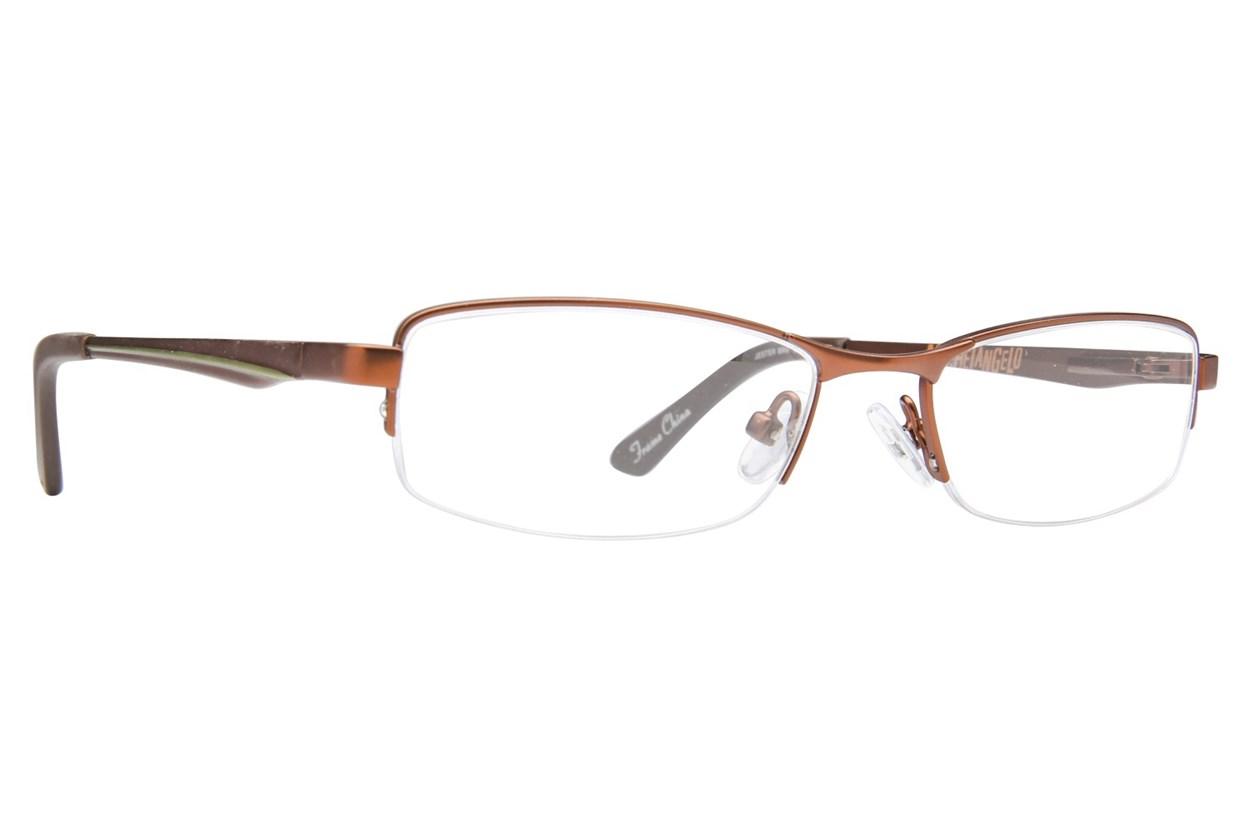 Nickelodeon Teenage Mutant Ninja Turtles Jester Brown Glasses