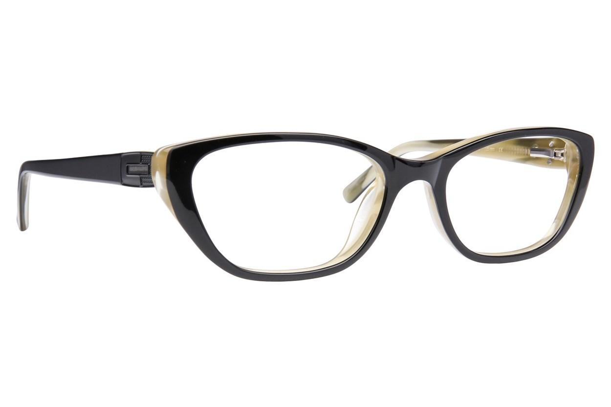 Via Spiga Noemi Black Glasses